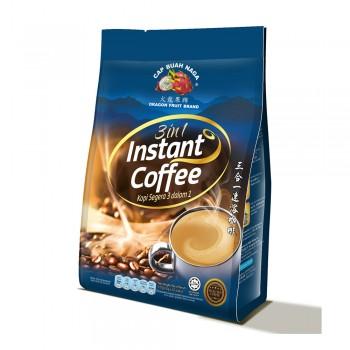 Dragon Fruit Brand - 3 IN 1 Instant Coffee 16g x 32 sticks
