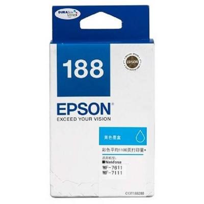 Epson 188 Cyan Ink Cartridge (Item No: (EPS T188290)