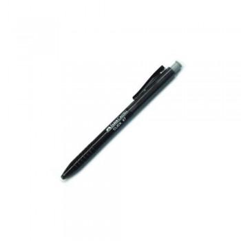 Faber Castell CLICK X7 - 0.7mm Black (Item No: A02-01 CLK0.7BK) A1R1B7