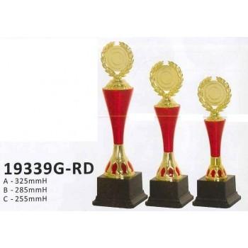 19339G-RD Plastic Trophy