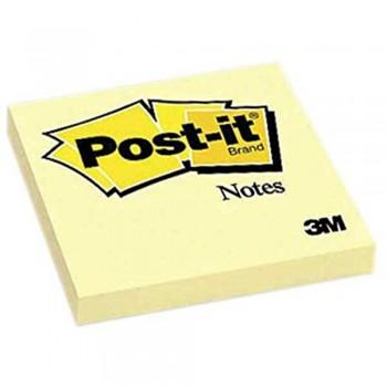 3M 5400 Post-It Yellow 3x3  50's