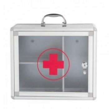 First Aid Box WB630 27H x 30W x 11D cm (Item No: G04-03) A1R5B94