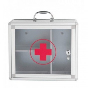 First Aid Box WB635 29H x 34W x 13D cm (Item No: G04-04) A1R5B100
