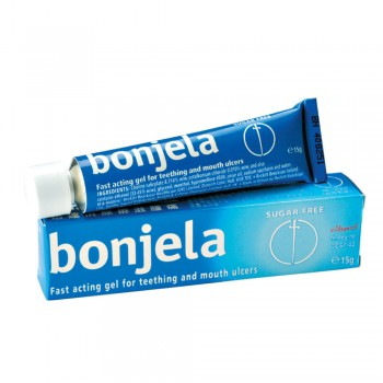 Bonjela Gel for Teething and Mouth Ulcers 15g