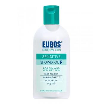 Eubos Sensitive Shower Oil F 200ML