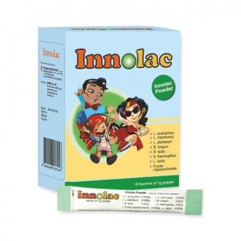 Innolac Probiotic Powder 30's Box