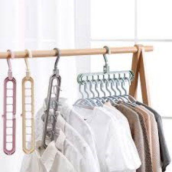 Multi Function Clothes Hanger