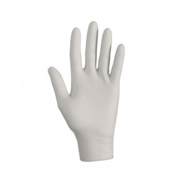 Kleenguard G10 Flex White Nitrile Gloves - S x 100pcs