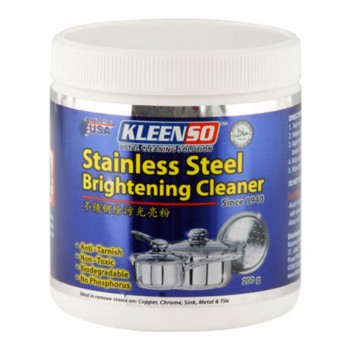 Kleenso Stainless Steel Brightening Cleaner 200 g