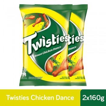 Twisties Roast Chicken (160g x 2)