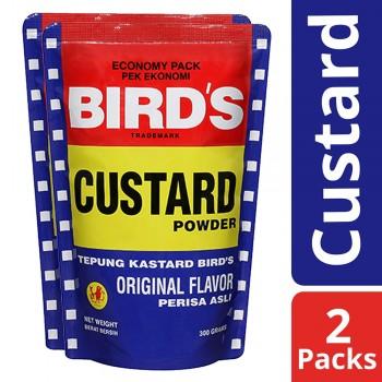 Bird's Custard Foil (300g x 2)