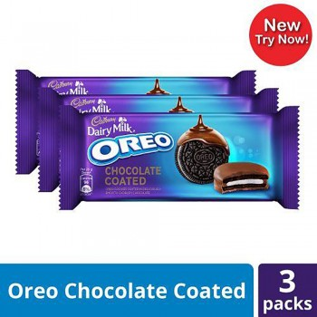 Oreo Chocolate Coated (34g x 3)