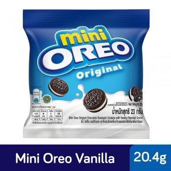 Mini Oreo Vanilla Pouch (20.4g x 10)