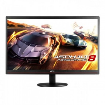 "AOC g2470vwh 23.6"" Gaming Monitor Black - 1920 x 1080 Resolution, 1ms, 80M:1"