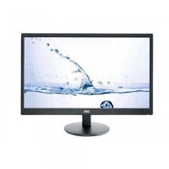 "AOC m2470swh 23.6"" FHD Monitor Black - 1920 x 1080 Resolution, 5ms, 20M:1"