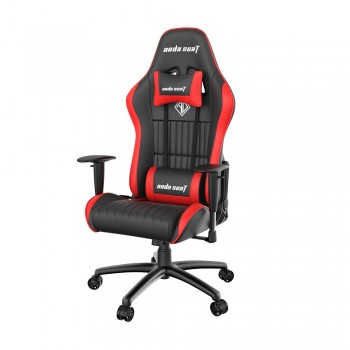 ANDA SEAT Gaming Chair Jungle Series - Black & Red