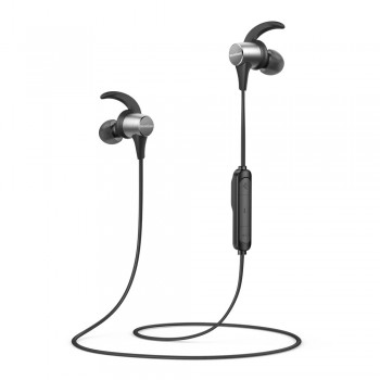 SoundCore by Anker - Spirit Pro Bluetooth Earphones Black