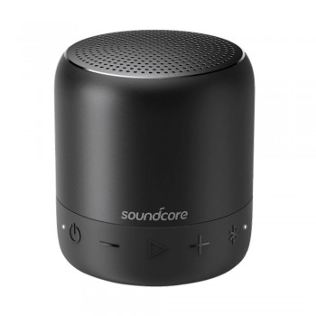 SoundCore by Anker - Mini 2 Bluetooth Portable Speaker Black