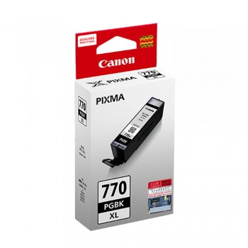 Canon PGI-770 XL Black Pigment Ink Tank (22.2ml)