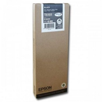 Epson T6181 Black 8k (T618100)