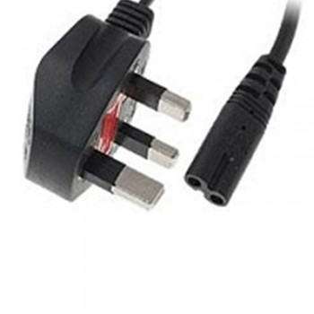 2 Pin Power Cord Cable 1.5m