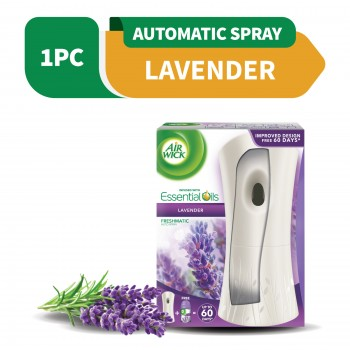 Air Wick Freshmatic Lavender Automatic Spray Starter Kit 1pc