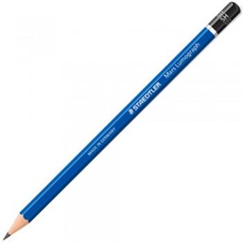 Staedtler Mars Lumograph Pencil 12/Box-5H