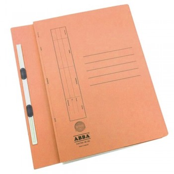 ABBA Manila Flat File NO. 350 - Orange
