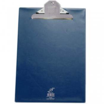 EAST FILE PVC JUMBO CLIP A4 BLUE 2496F (Item No: B11-16 BL)