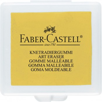 Faber-Castell Kneadable Gummi Eraser Art Eraser with Box (127321)