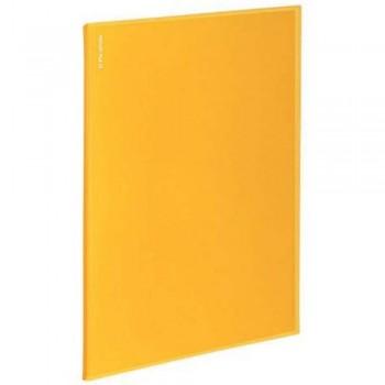 Kokuyo Novita Alpha 12 Pocket Refill - Yellow