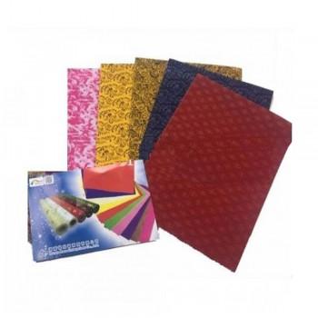 A4 Corrugated Paper Hot Stamping Printing - 30 x 21 x 0cm, 10pcs
