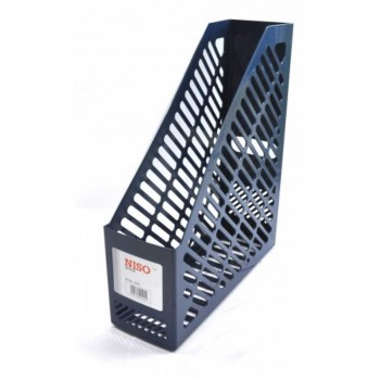 NISO Magazine Holder/Rack MH8215 - Blue (Item No: B10-45-BL) A1R5B67