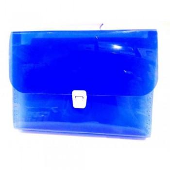 8701 Expanding File Blue