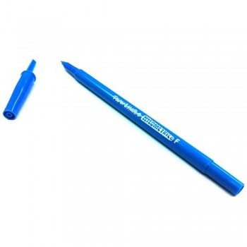 Papermate Kilometrico Ball Point Pen - 0.8mm BLUE (Item No: A04-01 KLFBL) A1R1B35