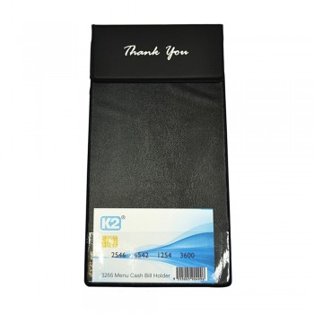 K2 3266 PVC Cash Bill Holder