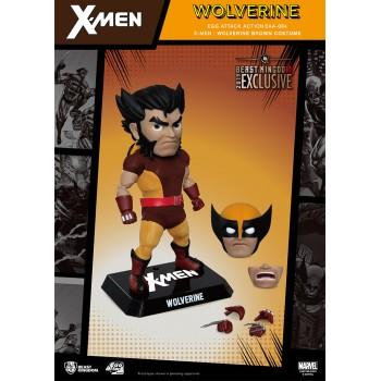 EAA-084 X-MEN Wolverine Brown Costume