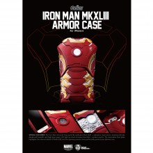 HA-001 Iron Man MKXLIII Armor Case (For IPhone 6)