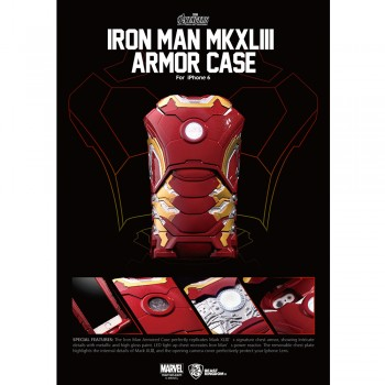 HA-001 Iron Man MKXLIII Armor Case (For IPhone 6)