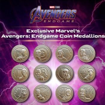 Maybank Medellion Coin Album