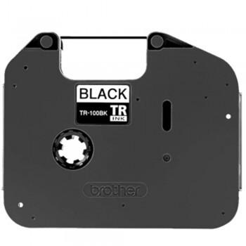Brother Tape (TR-100BK Ribbon Black)