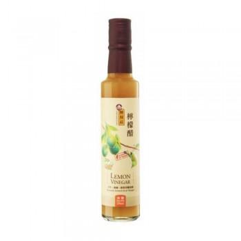 CHEN JIAH JUANG Organic Lemon Vinegar 250ml